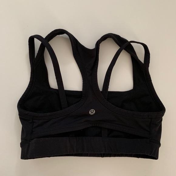 cdfdda9cf3f0a lululemon athletica Other - Lululemon sports bra in black